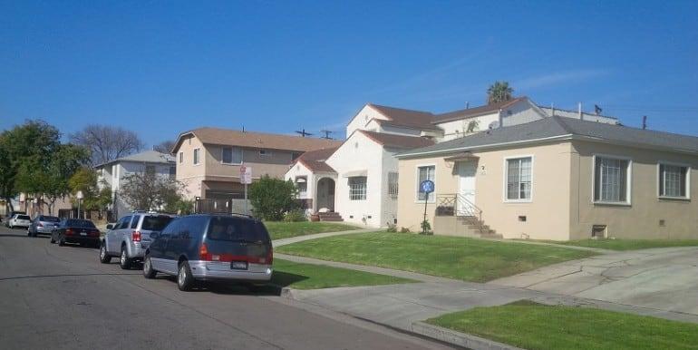 Los Angeles 4plex
