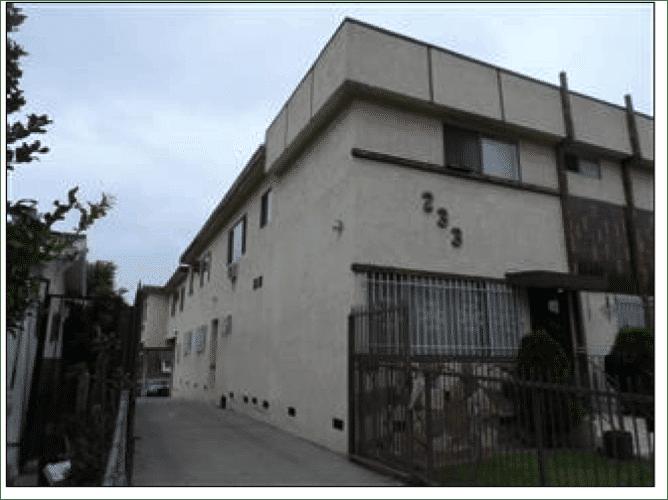 Park View 8 unit Apartment Building- Los Angeles 90026