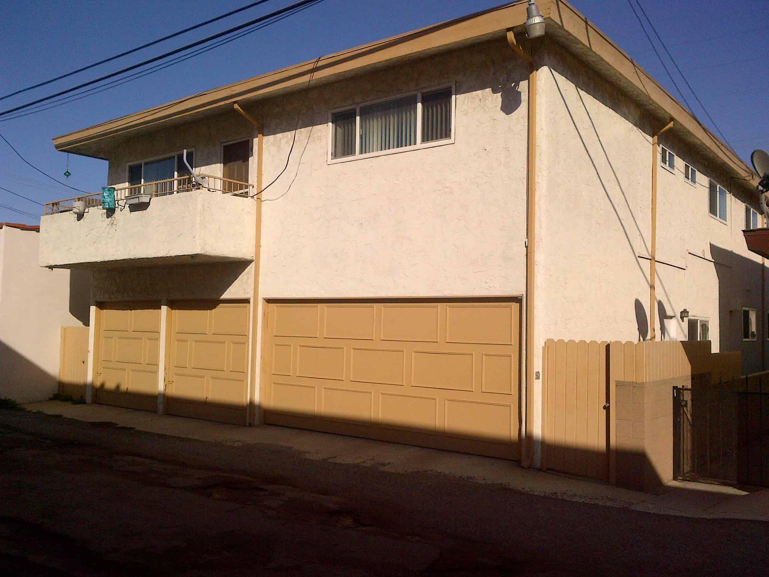 Grand Ave, San Pedro 4-Plex